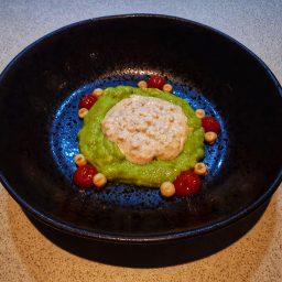 IDDSI Level 5 Chicken Caesar Salad
