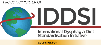 Proud Sponsor and Supporter of IDDSI