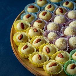 Indian sweet treats